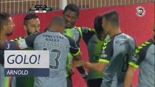 GOLO! Vitória FC, Arnold aos 3', Portimonense 0-1 Vitória FC