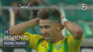 CD Tondela, Jogada, Pedro Nuno aos 14'