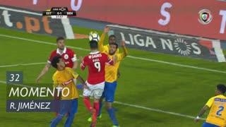 SL Benfica, Jogada, R. Jiménez aos 32'