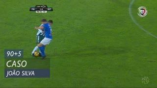 CD Feirense, Caso, João Silva aos 90'+5'