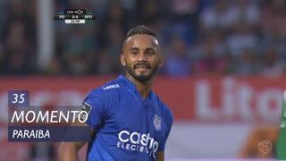 CD Feirense, Jogada, Edson Farias aos 35'