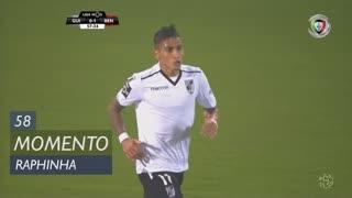 Vitória SC, Jogada, Raphinha aos 58'