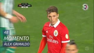 SL Benfica, Jogada, Álex Grimaldo aos 48'