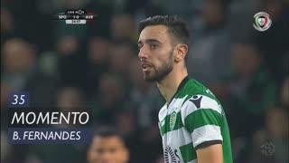 Sporting CP, Jogada, Bruno Fernandes aos 36'