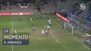 Vitória SC, Jogada, Rafael Miranda aos 74'