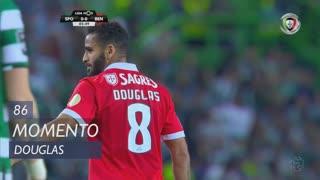 SL Benfica, Jogada, Douglas aos 86'