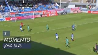 CD Feirense, Jogada, João Silva aos 3'