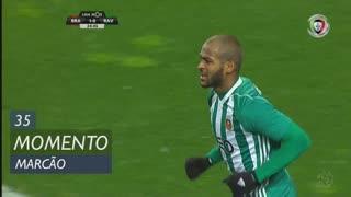 Rio Ave FC, Jogada, Marcão aos 35'