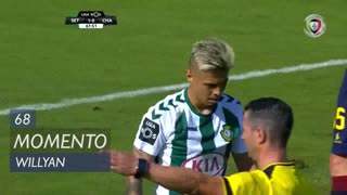 Vitória FC, Jogada, Willyan aos 68'