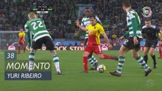 Rio Ave FC, Jogada, Yuri Ribeiro aos 38'