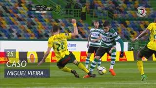 FC P.Ferreira, Caso, Miguel Vieira aos 35'