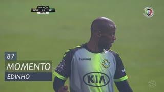 Vitória FC, Jogada, Edinho aos 87'
