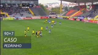 FC P.Ferreira, Caso, Pedrinho aos 90'+7'