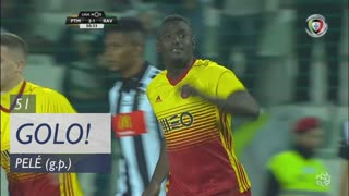 GOLO! Rio Ave FC, Pelé aos 51', Portimonense 3-1 Rio Ave FC