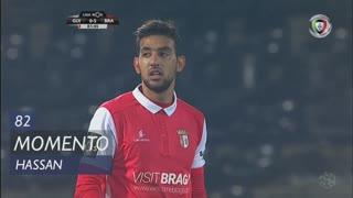 SC Braga, Jogada, Hassan aos 82'