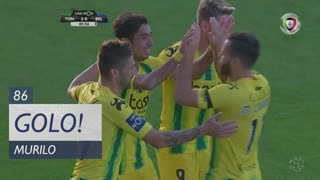 GOLO! CD Tondela, Murilo aos 86', CD Tondela 2-0 Belenenses SAD