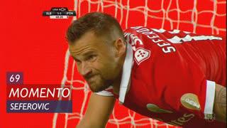 SL Benfica, Jogada, H. Seferovic aos 69'