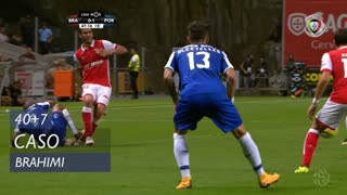 FC Porto, Caso, Brahimi aos 45'+2'