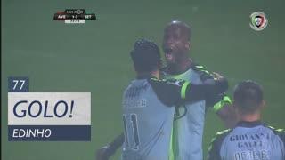 GOLO! Vitória FC, Edinho aos 77', CD Aves 1-3 Vitória FC