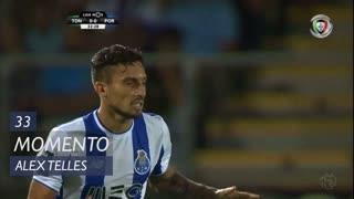 FC Porto, Jogada, Alex Telles aos 33'