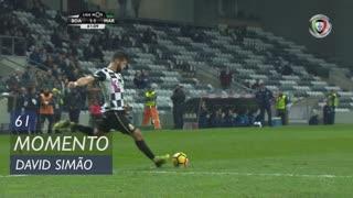 Boavista FC, Jogada, David Simão aos 61'