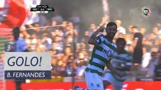 GOLO! Sporting CP, Bruno Fernandes aos 3', Vitória SC 0-1 Sporting CP