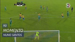 Rio Ave FC, Jogada, Nuno Santos aos 90'