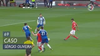FC Porto, Caso, Sérgio Oliveira aos 69'