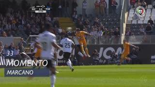 FC Porto, Jogada, Marcano aos 33'