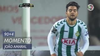 Vitória FC, Jogada, João Amaral aos 90'+4'