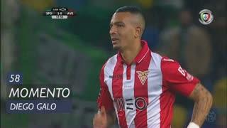 CD Aves, Jogada, Diego Galo aos 58'