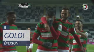 GOLO! Marítimo M., Éverton aos 8', Boavista FC 0-1 Marítimo M.