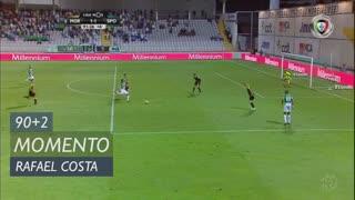 Moreirense FC, Jogada, Rafael Costa aos 90'+2'