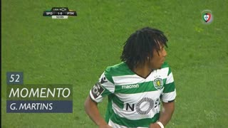 Sporting CP, Jogada, Gelson Martins aos 52'