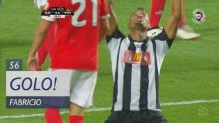 GOLO! Portimonense, Fabricio aos 56', SL Benfica 0-1 Portimonense