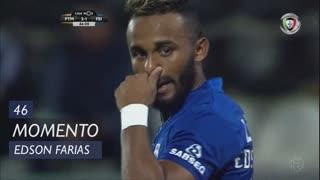 CD Feirense, Jogada, Edson Farias aos 46'
