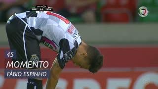 Boavista FC, Jogada, Fábio Espinho aos 45'