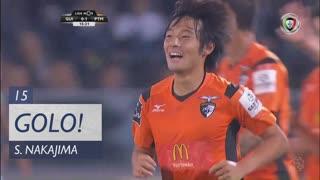 GOLO! Portimonense, S. Nakajima aos 15', Vitória SC 0-1 Portimonense