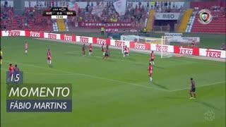SC Braga, Jogada, Fábio Martins aos 15'
