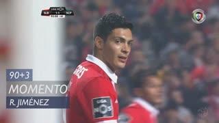SL Benfica, Jogada, R. Jiménez aos 90'+3'