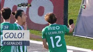 GOLO! Rio Ave FC, F. Geraldes aos 39', Rio Ave FC 2-0 Estoril Praia