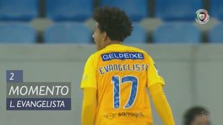 Estoril Praia, Jogada, Lucas Evangelista aos 2'