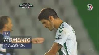 Vitória FC, Jogada, Gonçalo Paciência aos 73'