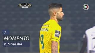 FC P.Ferreira, Jogada, Bruno Moreira aos 7'