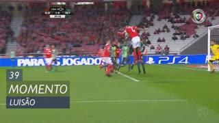 SL Benfica, Jogada, Luisão aos 39'