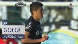 GOLO! Vitória SC, Hurtado aos 59', CD Tondela 1-3 Vitória SC