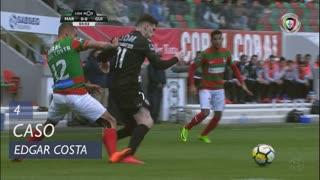 Marítimo M., Caso, Edgar Costa aos 4'
