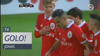 GOLO! SL Benfica, Jonas aos 74', Moreirense FC 0-2 SL Benfica