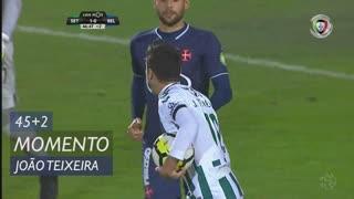 Vitória FC, Jogada, João Teixeira aos 45'+2'