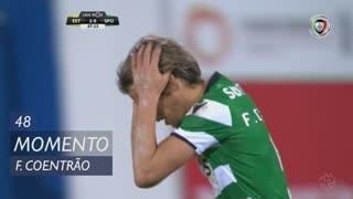 Sporting CP, Jogada, Fábio Coentrão aos 48'